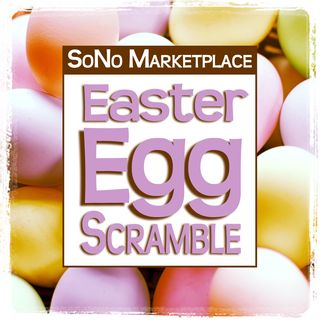 Egg Scramble Graphic