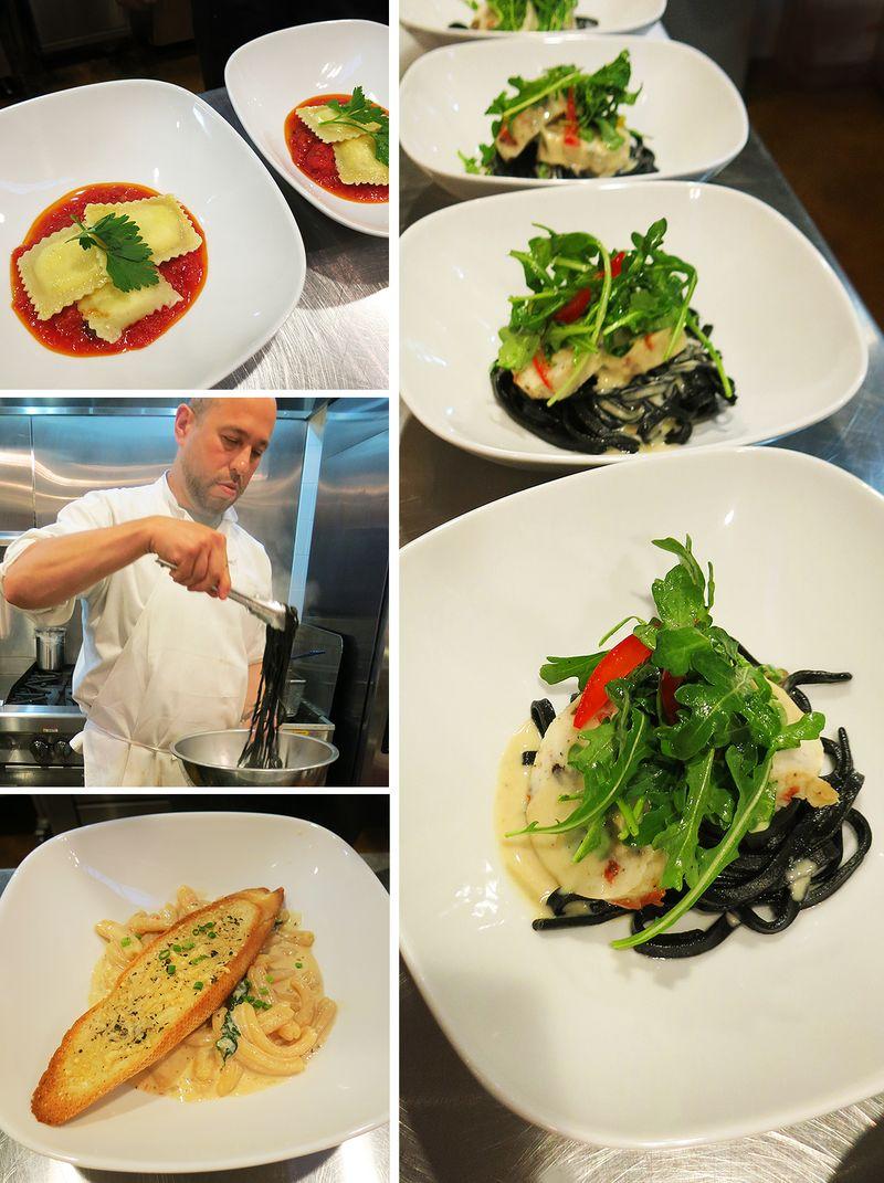 Pasta Courses