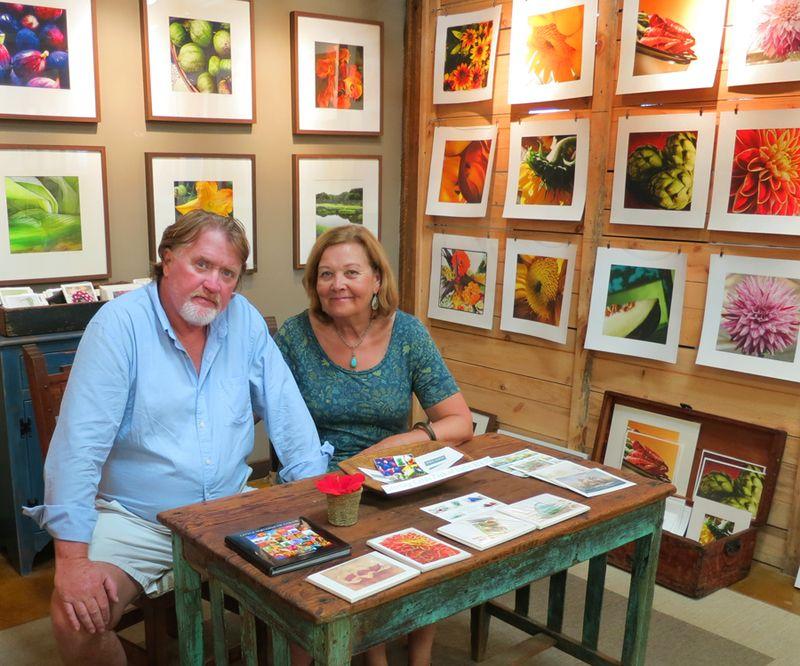 Nan & Michael